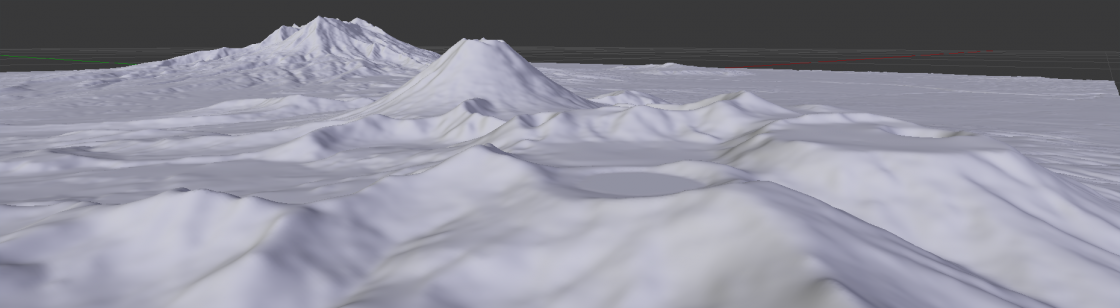 13 Smoothed Mountains