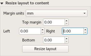 Resize Layout to Content
